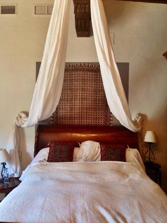 Apartamentos Carmen del Jazmin : Double bed