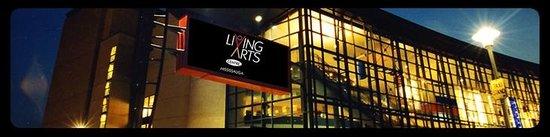 Living Arts Centre: Living aRt Centre front view