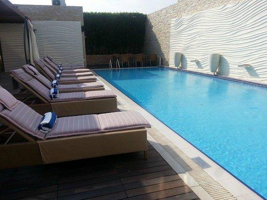 Asiana Hotel Dubai: Pool