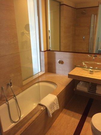 Hilton Florence Metropole: Bagno