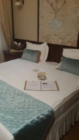 Best Point Hotel: Single bedroom