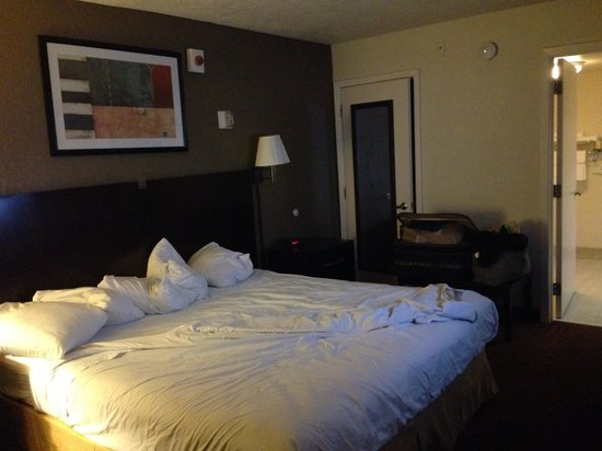 Quality Inn And Suites Panama City: Decent room