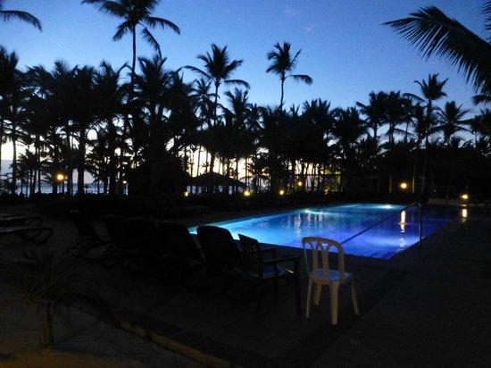 ClubHotel Riu Bambu: Au be, piscine secondaire