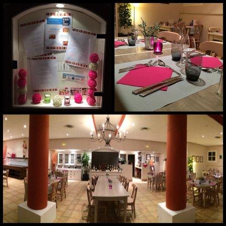 Tr s joli restaurant picture of le jardin de l for Restaurant mauguio le jardin