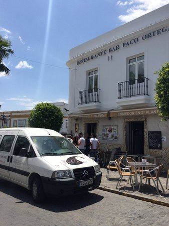 Restaurante Bar Paco Ortega: Great lunch here today