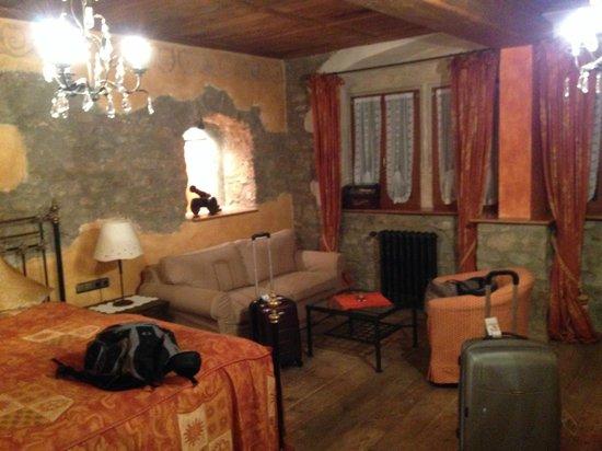 Hotel Gotisches Haus : Quarto