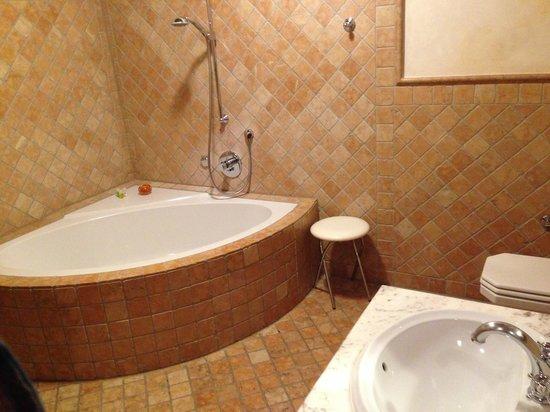 Hotel Gotisches Haus : Banheiro