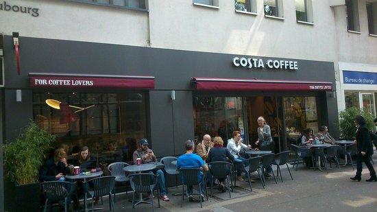 Bourse Des Costa Coffee