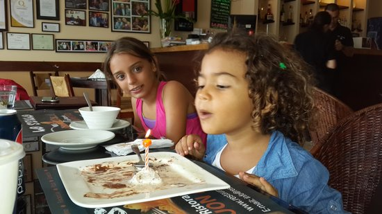 Lo Spago: dimenticavo ...i dolci sono buonissimo la crepes di cioccolato..