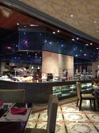 Inspirock hotel: Frühstücksraum