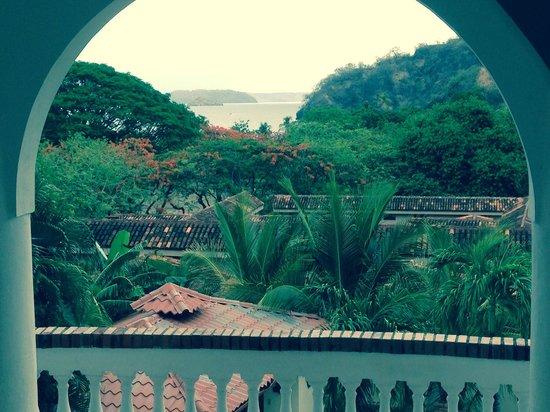 Villa Vista Mar : Looking out my window at VVM