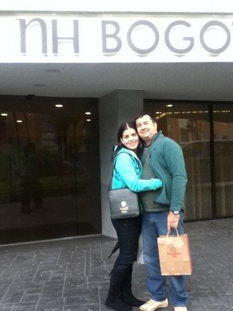 Atton Bogota 93: Bonita fachada