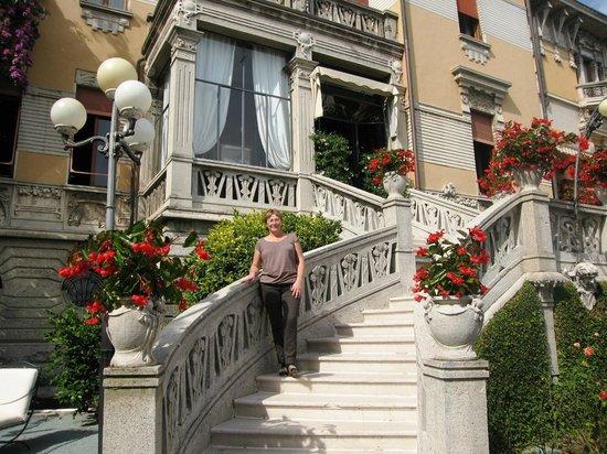 Hotel Laurin: Великолепное архитектурное сооружение