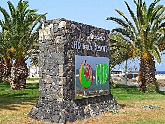 HD Beach Resort & Spa: outside
