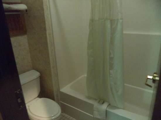 Baymont Inn & Suites Chicago/Calumet City: Bathroom