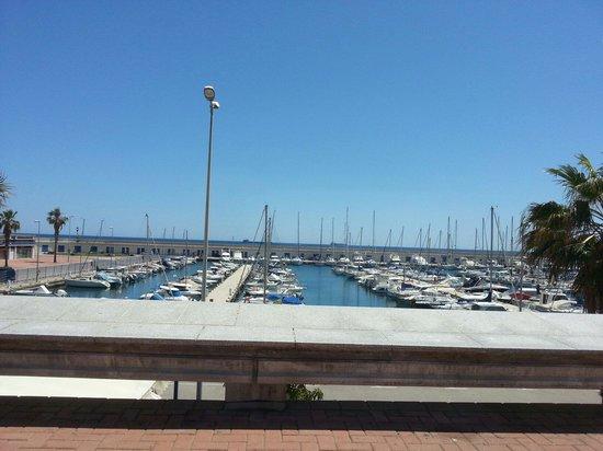 Meson del Mar: Buenas vistas