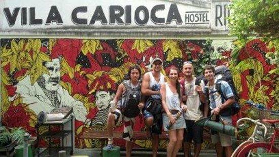 Vila Carioca Hostel: Vila Carioca