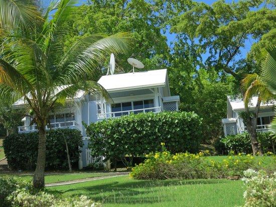 Club Seabourne: Cabanas