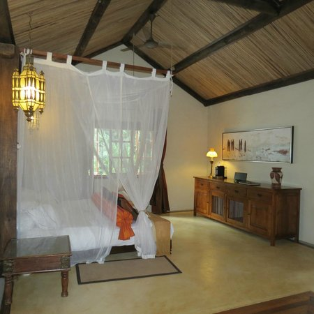 Lakaz Chamarel Exclusive Lodge: la chambre