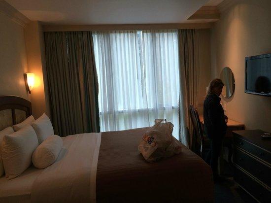 Hotel Mulberry: Habitación