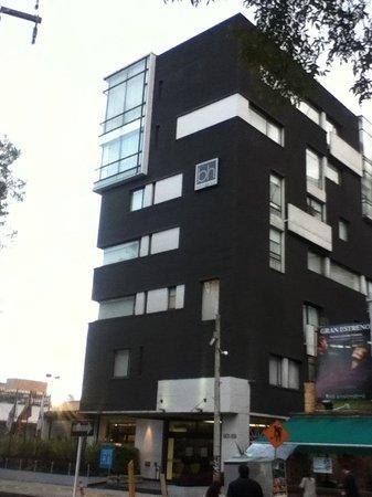 Hotel bh Parque 93: Bonito diseño