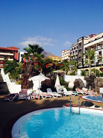 Gran Tacande Wellness & Relax Costa Adeje : Pool