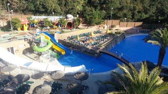 Rosamar Garden Resort: Rosamar garden, pisicine ext