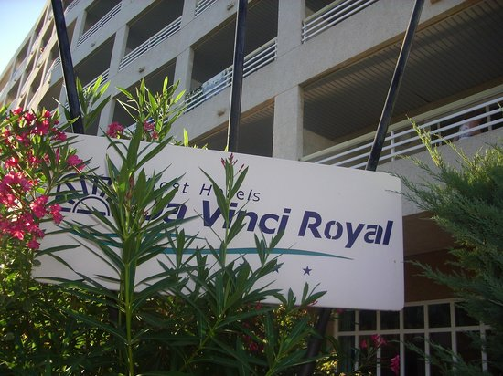 Aparthotel Best Da Vinci Royal: hotel