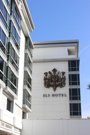 SLS Hotel, A Luxury Collection Hotel, Beverly Hills : SLS Bev Hills - Exterior