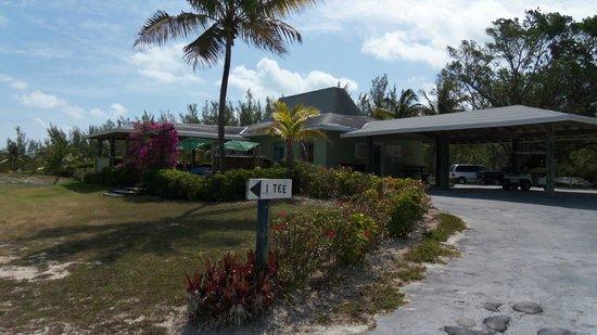 Treasure Cay Beach, Marina & Golf Resort : pro shop