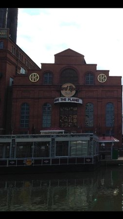 Hard Rock Cafe: View of Hard Rock