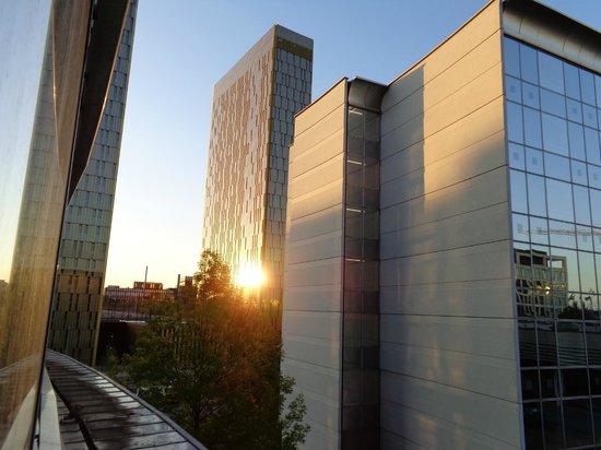 Sofitel Luxembourg Europe : Vue de la chambre