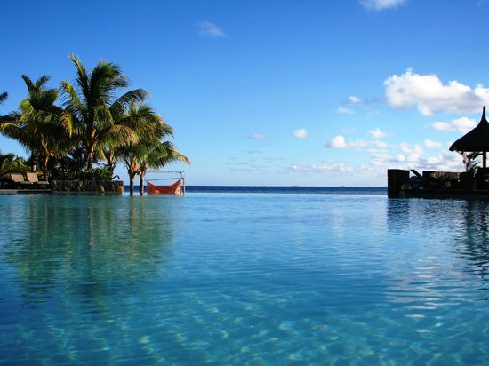 Laguna Beach Hotel & Spa: Infinity Pool...