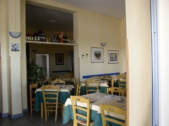 Taverna Le Muse : sala interna