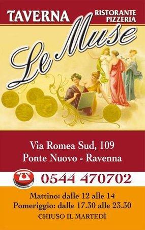 Taverna Le Muse : LOGO