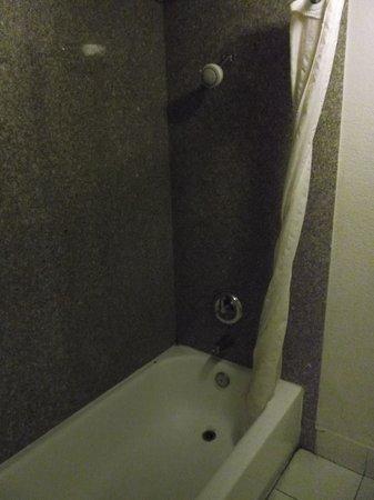 Quality Inn: Propreté - Room 123.