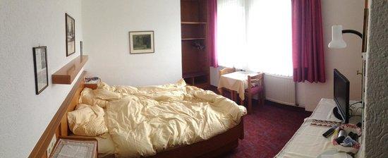 Hotel-Gasthof Klingentor: Наш уютный номер