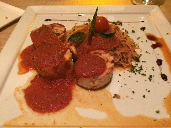 Sun Palace: Italian Restaurant