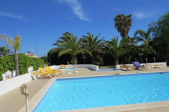 Solar de Mos Hotel: la piscine