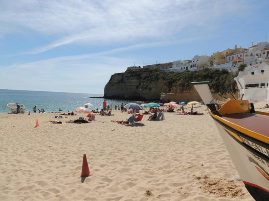 The Black Stove, Carvoeiro: Praia do Carvoeiro - Algarve - Portugal