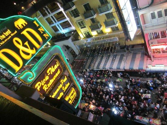 D&D INN: DIA FIN DE AÑO 2013 DESDE LA AZOTEA DEL HOTEL