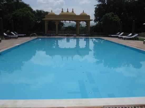 Trident Udaipur: Pool