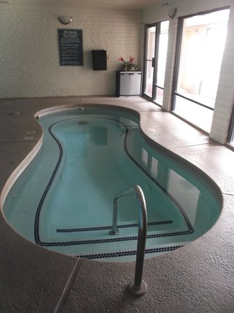 Small Indoor Pool Picture Of Quality Inn Tucson