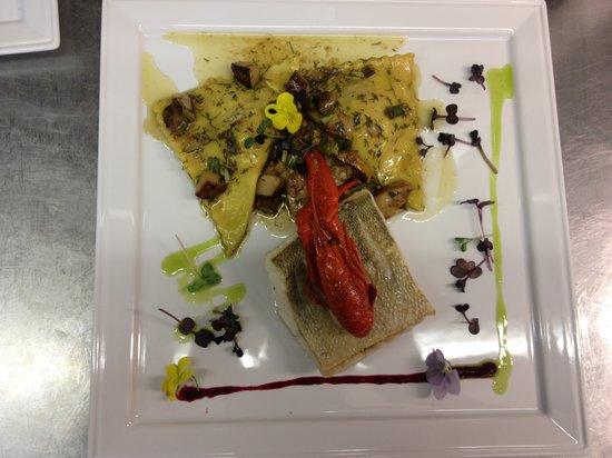 RESTAURANTE BUDAPEST: Fish