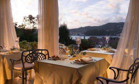 Doria Park Hotel Lerici Ristorante