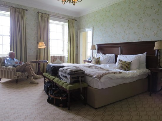 Mount Juliet Estate: gerald grace room