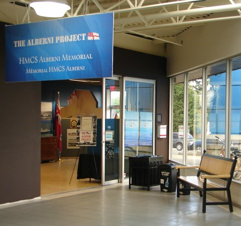 The Alberni Project - HMCS Alberni Museum and Memorial