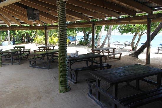 Robinson Crusoe Island : Ресторан