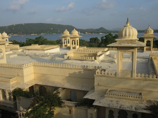 Trident Udaipur: View from Bada Mahal