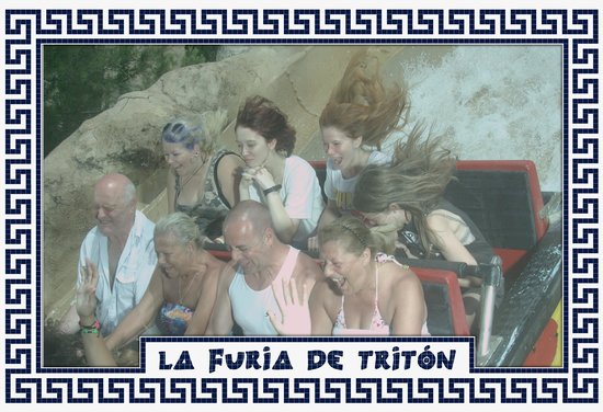 Terra Mitica: log ride Terra Micka